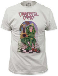 GRATEFUL DEAD JESTER MENS FITTED JERSEY TEE
