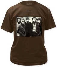THE BAND PIGMENT DYED MENS TEE