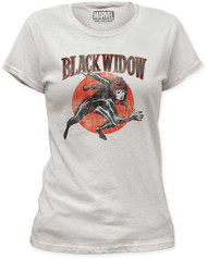 BLACK WIDOW WIDOW RUN JUNIORS TEE