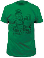 UNDER THE TABLE MENS LIGHTWEIGHT TEE