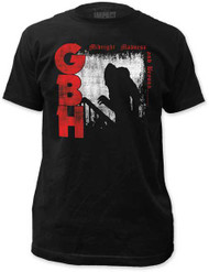 GBH MIDNIGHT MADNESS FITTED JERSEY TEE