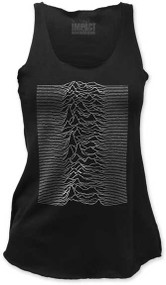 JOY DIVISION UNKNOWN PLEASURES JUNIORS TANK