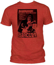 BLACULA BLOODSUCKER! FITTED JERSEY TEE