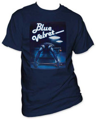 BLUE VELVET POOL TABLE MENS TEE