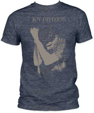 JOY DIVISION IAN CURTIS MENS FITTED JERSEY TEE