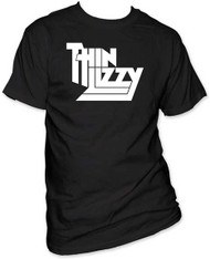 THIN LIZZY LOGO MENS TEE