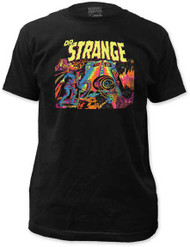 MARVEL TEES STRANGE FITTED JERSEY TEE