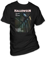 HALLOWEEN ONE GOOD SCARE MENS TEE