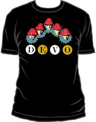 DEVO WHIP IT HEADSFITTED JERSEY TEE