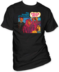 FRANK ZAPPA FREAK OUT! MENS TEE