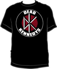 DEAD KENNEDYS BRICK LOGO FITTED JERSEY TEE