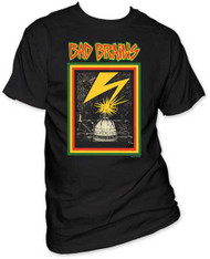 BAD BRAINS CAPITOL BLACK MENS TEE