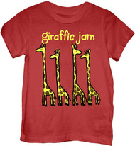 GIRAFFIC JAM TODDLER TEE