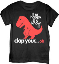 SAD TREX TODDLER TEE