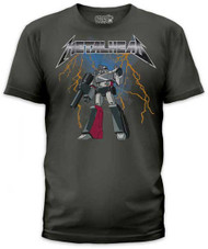 TRANSFORMERS METAL HEAD MENS TEE