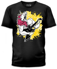 HEAVY METAL UNICORN MENS TEE