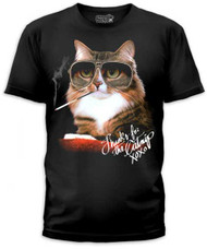 SMOOTH O-PURRATOR MENS TEE