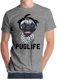 PUGLIFE MENS TEE