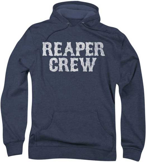 Sons of Anarchy Reaper Crew Super Soft Hoodie