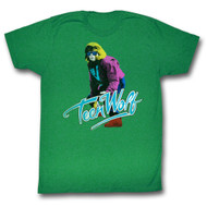Teen Wolf Pretty Colors Mens Tee Shirt
