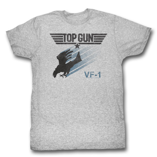 Mens Top Gun Bird of Thunder Tee Shirt