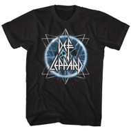 Mens Def Leppard Electric Eye T-Shirt