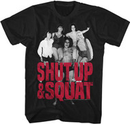 Mens Andre The Giant Shut Up and Squat