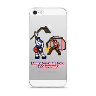 Miracles Do Happen iPhone Case