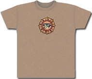Grateful Dead Egyptian Eye Adult T-Shirt or Short Sleeves T-Shirt