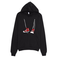 Step Brothers Inspired Hi Tops Hoodie