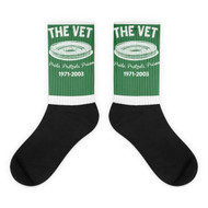 The Vet Black Foot Socks