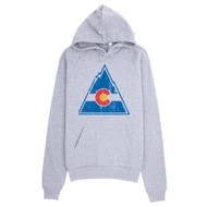 Colorado Rockies Hockey Inspired Hoodie