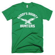 Buddy's Bounty Hunters Short sleeve men's t-shirt