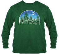 Grateful Dead Forest Long Sleeve T-Shirt
