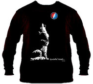 Grateful Dead Wolf Long Sleeves T-Shirt