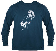Jerry Playing Acoustic Long Sleeves T-Shirt