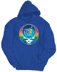 Grateful Dead Dance Your Face Hoodie