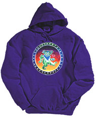 Grateful Dead Dancing Bear Youth Hoodie
