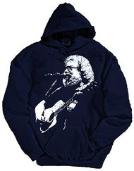 Jerry Garcia Acoustic Hooded Sweatshirt