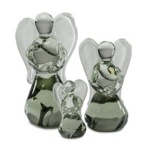 Glass Angels from Ngwenya Glass, Swaziland, Africa