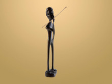 Incense Makonde. Hand carved in African Ebony Wood