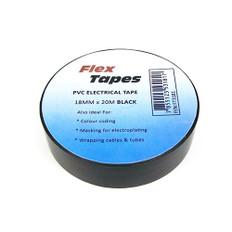 Flex PVC Insulating Tape 18mm x 20M