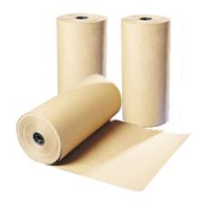 Virgin Kraft Paper 50GSM, 400m Jumbo Rolls, 4 Widths