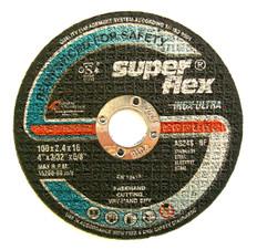 Super Flex Thin Inox AS24S 100 x 2.4 x 16
