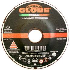 Globe Reinforced Metal INOX Grinding Wheels 115 x 6.5 x 22