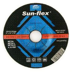 Sun-Flex Reinforced Depressed Centre Metal Grinding Wheel