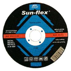 Sun-Flex Reinforced Metal Cutting Disks
