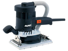 Rupes Orbital Sheet Sander With Integral Dust Extraction, 115mm x 210mm