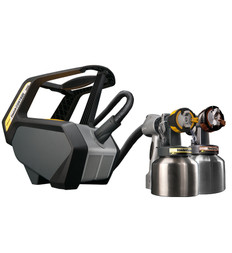 Wagner XVLP FC5000 Sprayer - Incl Standard and Fine Finish Nozzles
