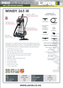 Lavor Windy 65L, Twin Motor 3000W Wet & Dry Vacuum Cleaner Brochure